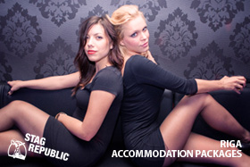 riga accommodation packages