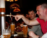 Krakow brewery dinner