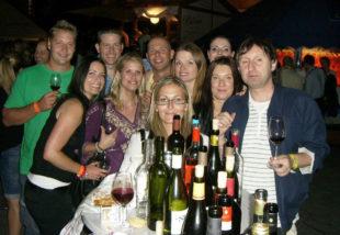 Budapest wine fest