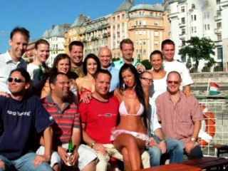 Stag party organisers