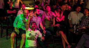 Budapest Stag Do in Club