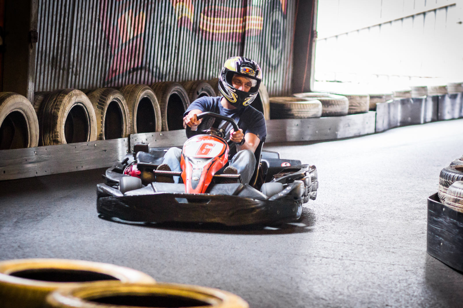 Stag Go cart