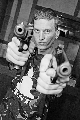 Budapest shooting range