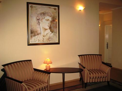 Photo of hallway in 3 star Budapest hotel