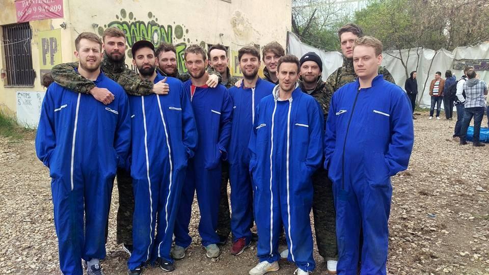 Budapest Paintball Team