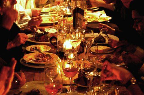 Budapest Restaurants - Stag Dinners