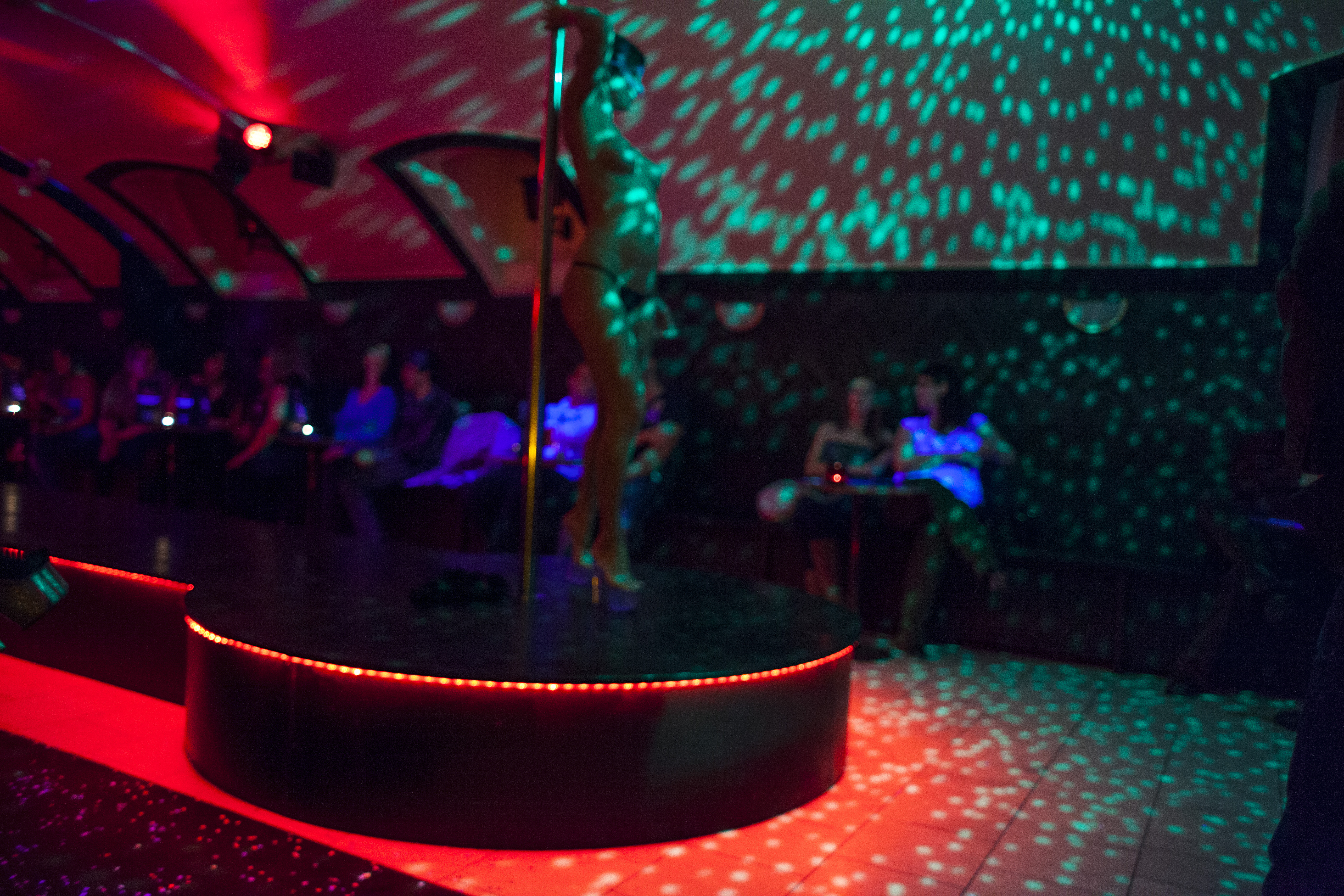 Strip Club stag do