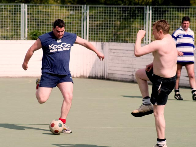 Five-a-side Stag Footy