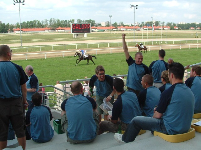 Budapest horse races