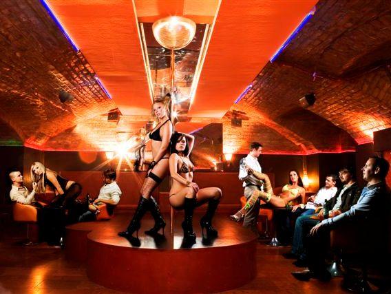 Budapest strip clubs