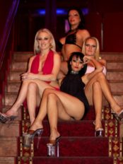 Budapest strippers