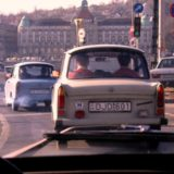 Drive Trabants in Hungary