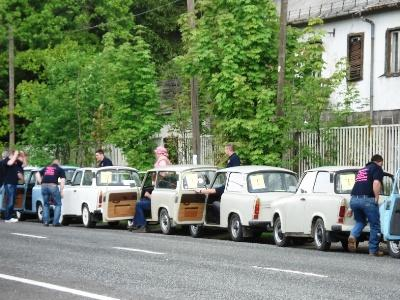 Trabant Tour in Budapest