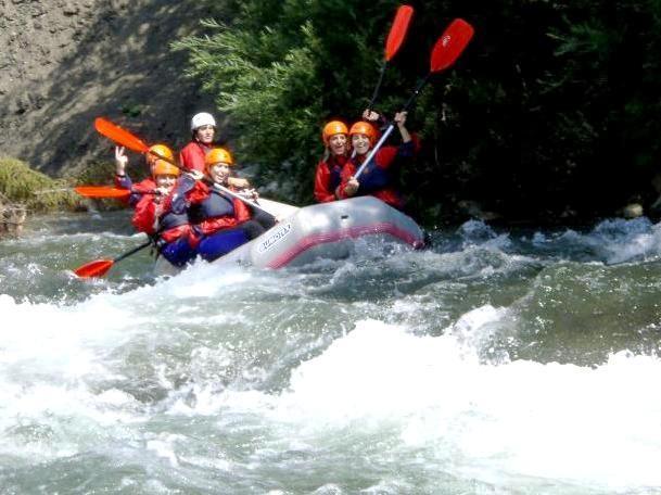 Krakow Dunajec river rafting