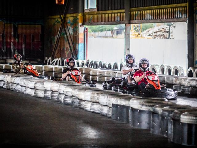 Krakow go karting