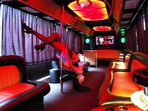 Party Bus in Krakow