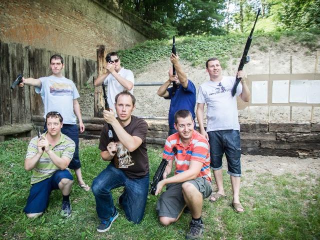 Krakow shooting range 16