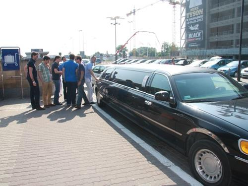 Limo Airport Transfer in Krakow