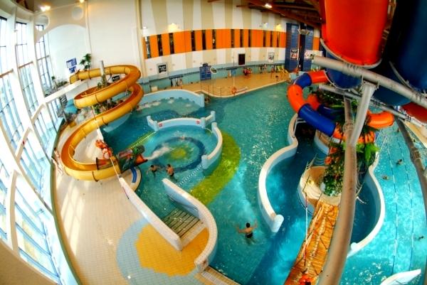 Krakow stag waterpark aquapark