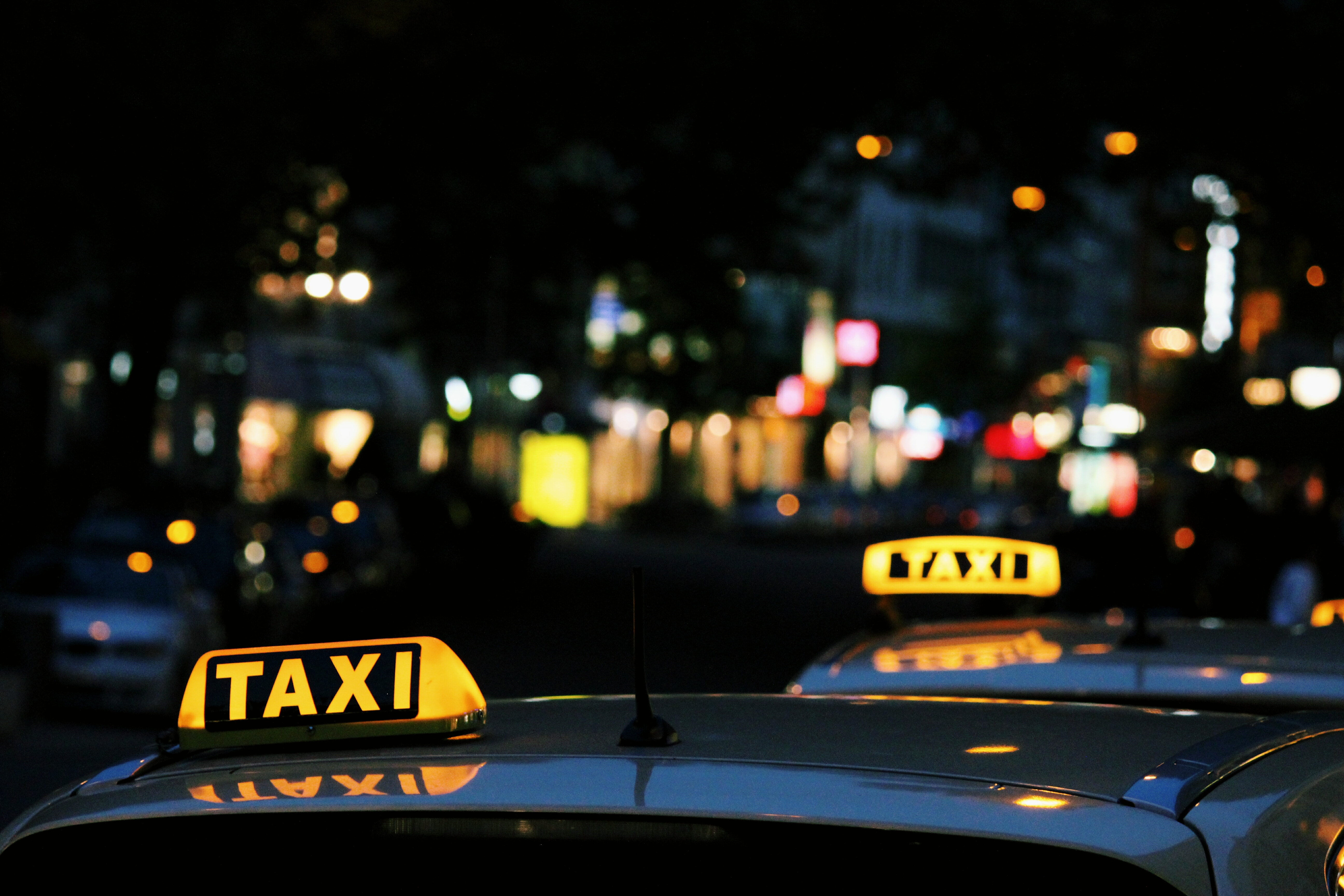 Taxi in Budapest