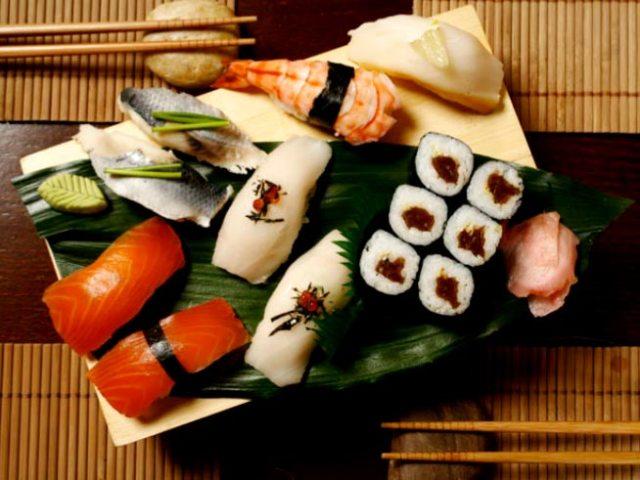 Krakow naked sushi