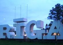 Riga Sign
