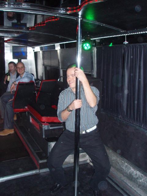Party Bus Riga