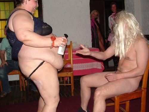Budapest Fat Stripper