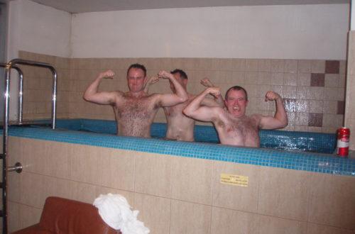 Riga Sauna Party