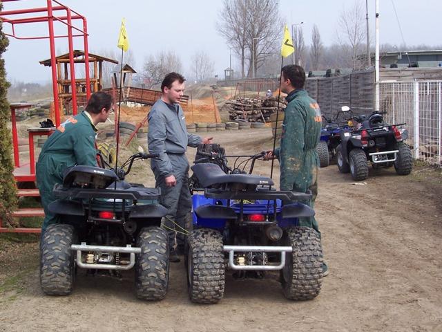 Budapest quads
