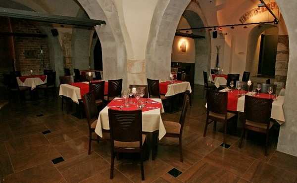 Nice interior photo of Krakow restaurant
