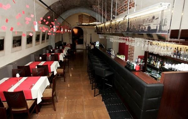 Interior photo of Krakow restaurant