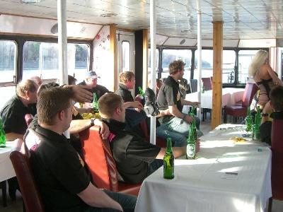 Budapest Party Boat