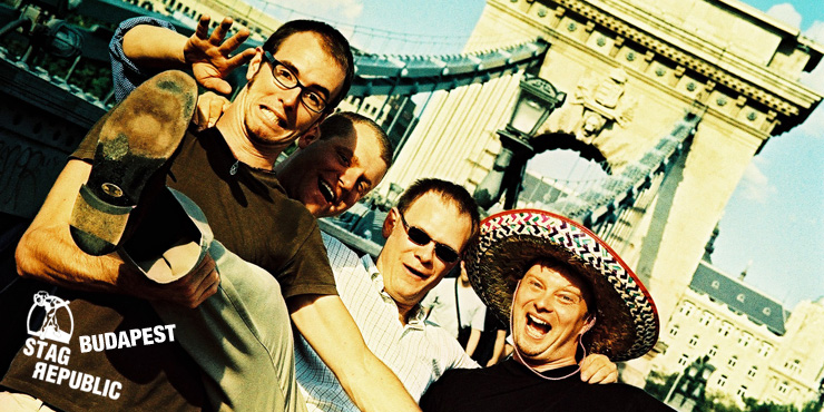Budapest stag weekends