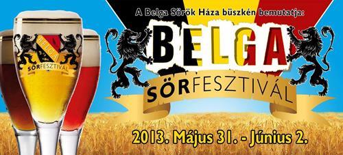 Budapest beer festival belgian