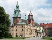 Castle in Krakow