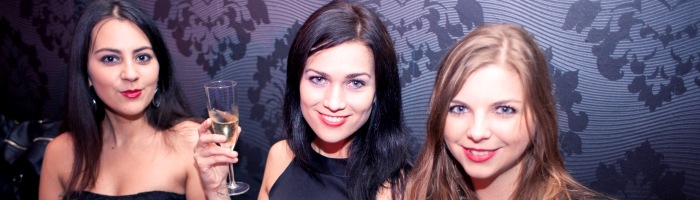 Three gorgeous Hungarian girls