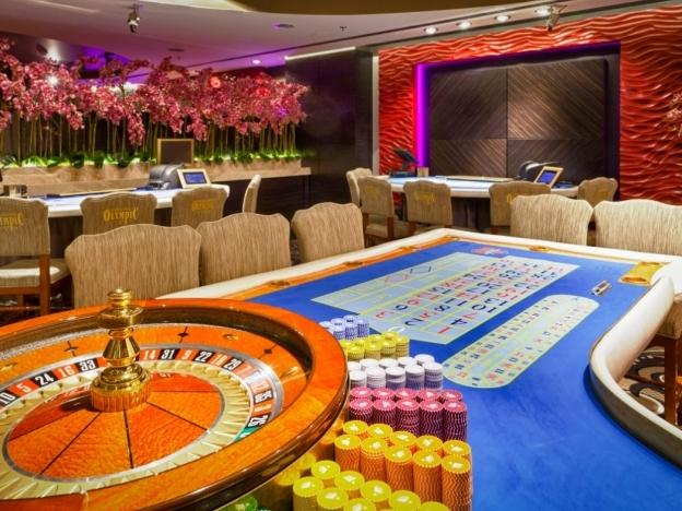 A casino in Bratislava