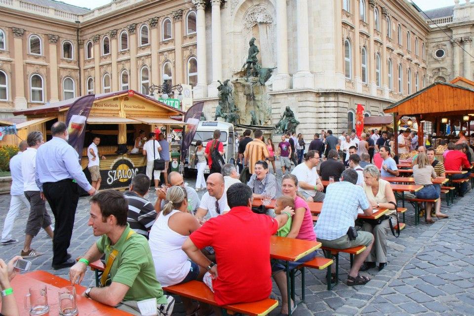 Buda Castle Beer Festival
