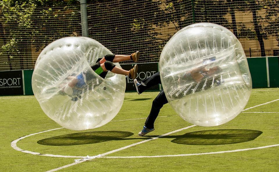 Budapest   Bubble Football