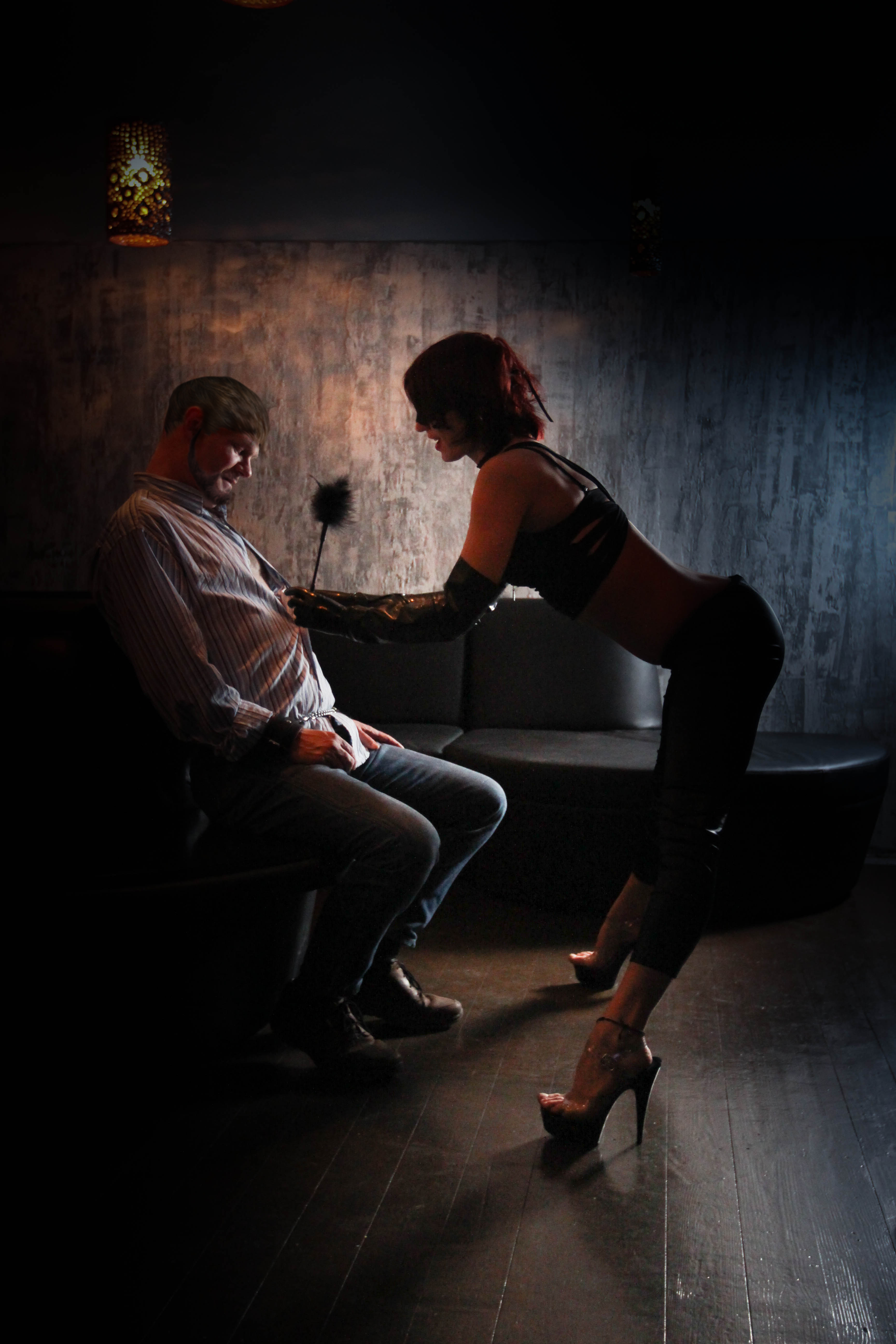 Dominatrix Handcuff Budapest - Stag Do Activities with