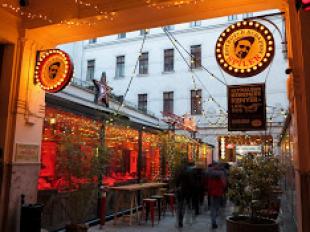 Spiler Bar, Budapest
