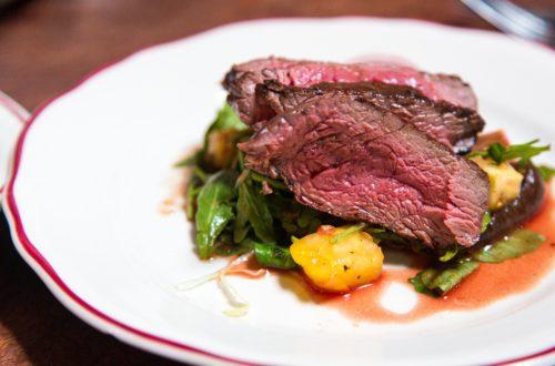 Steak & Strip Dinner