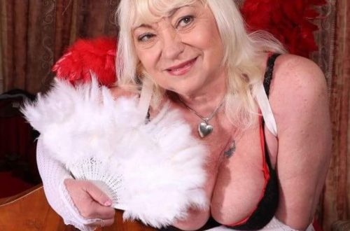 Granny Stripper Budapest