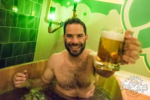 Thermal Beer Spa in Budapest