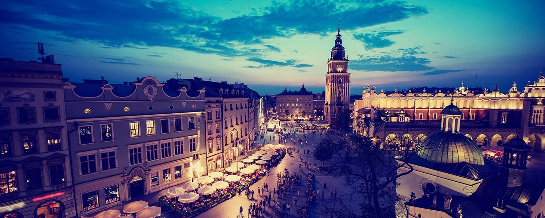 Stag do in Krakow Poland