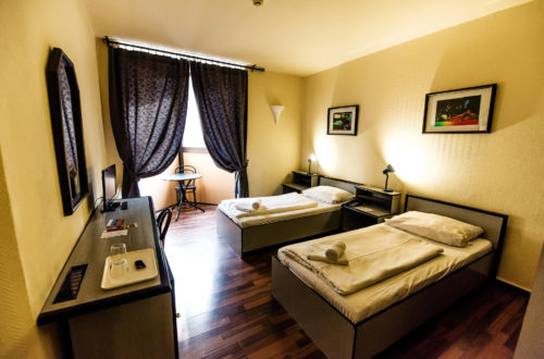 3* Twins Accommodation | Stag Republic
