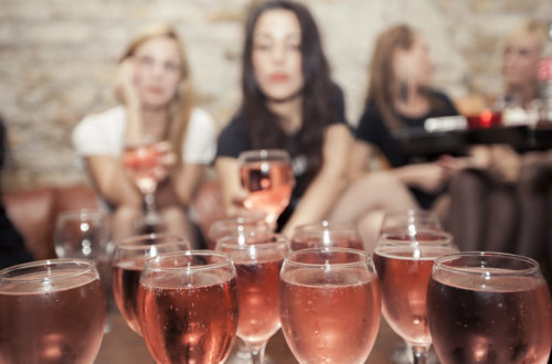 wine dinner budapest