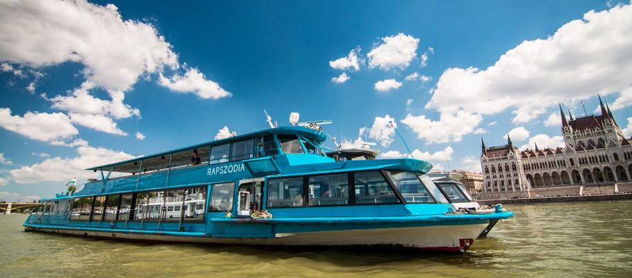 Budapest Boat
