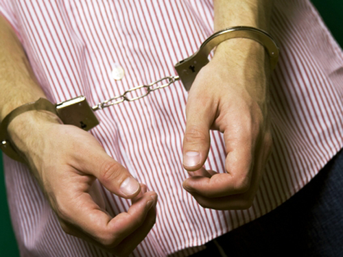 Budapest Bachelor Arrest